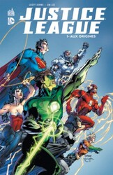 Justice League tome 1- les origines