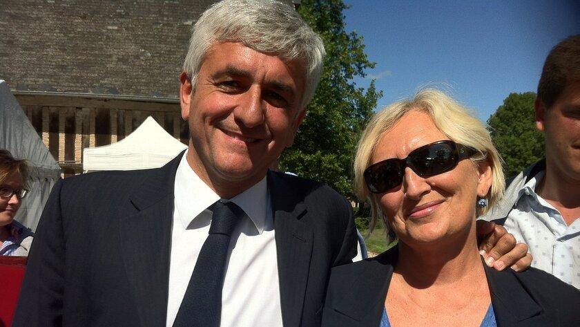 Hervé Morin et Mme Catherine Morin-Desailly