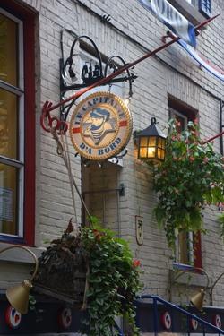 Quebec rue du petit Champlain