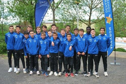 Félicitations pour cette 6ème place au championnat de France Minimes Excellence