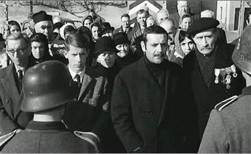 La ligne de démarcation, Claude Chabrol, 1966