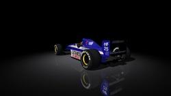 Team Ligier Renault - Renault RS3C 3.5 V10