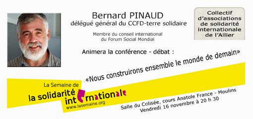 CCDF - Terre Solidaire