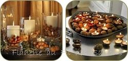Cartonnettes marrons-noix et noisettes !