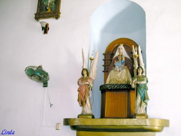 Vénézuela, etat de Carabobo, église de San-Joachim