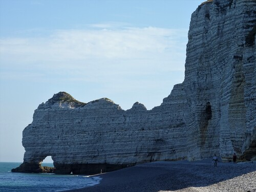 Etretat en Normandie (photos)