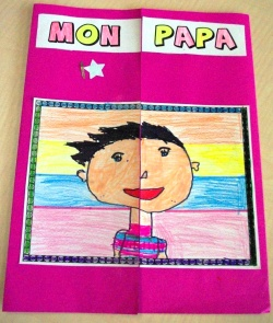 couverture d'un lapbook