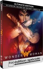 [UHD Blu-ray] Wonder Woman