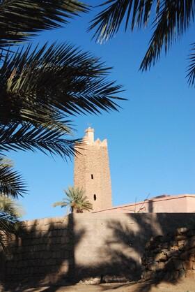Le minaret octogonal