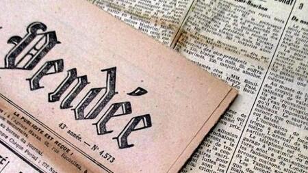 La presse ancienne comme support de recherche