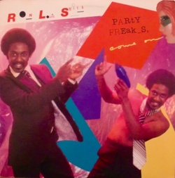 Ron Louis Smith - Party Freaks, Come On - Complete LP