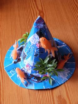 Les chapeaux de Souris Chérie