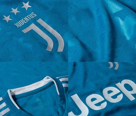 nouveau maillot Juventus Third  2020 Bleu