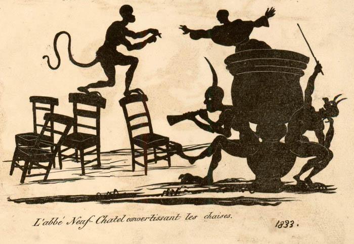 Convertissant les chaises
