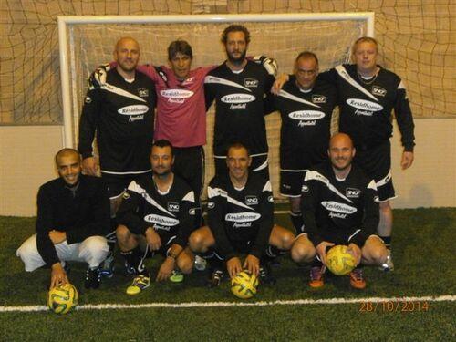 Nouvelle équipe de foot