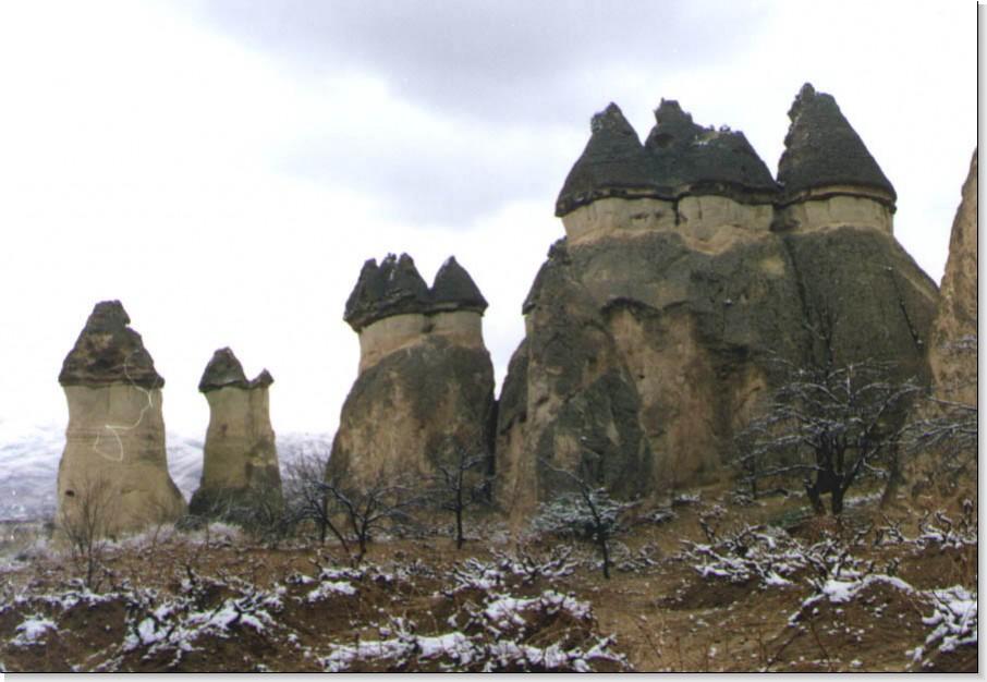 Les Grottes De Cappadoce Rastignac