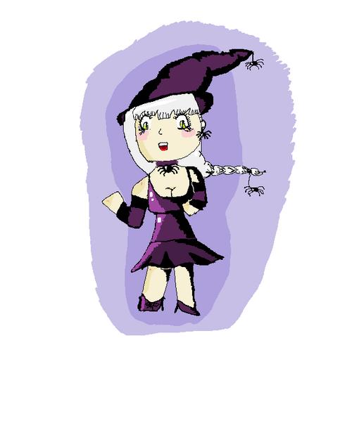 Wanda apprentie sorcière