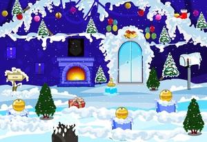 Jouer à Snowy escape