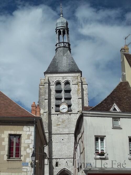 La Tour de Notre Dame du Val