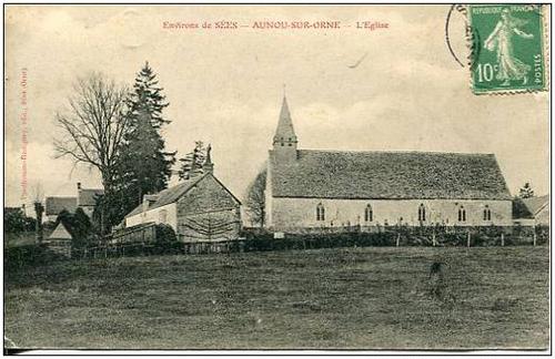 AUNOU-SUR-ORNE