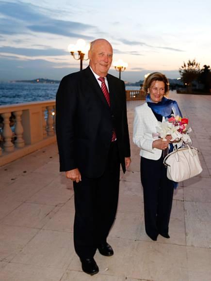 Harald et Sonja en Turquie (suite)