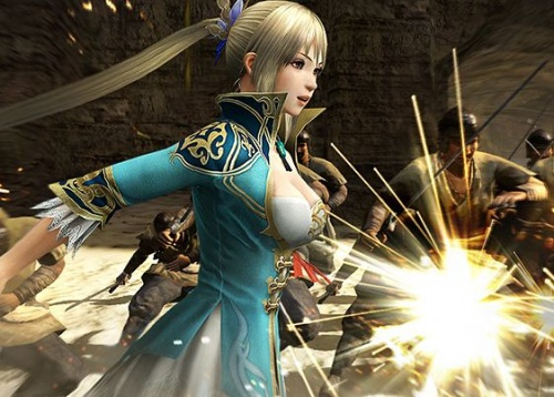 Dynasty Warriors 8 : vidéo et Treasure Box