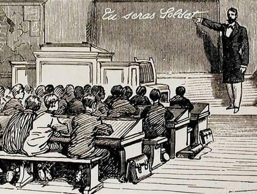 La Guerre aux pauvres commence à l'école : sur la morale laïque (entretien avec Ruwen Ogien sur le site Questions de Classe(s))