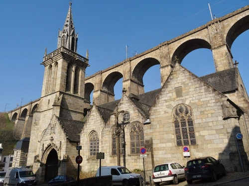 Morlaix en Bretagne (photos)
