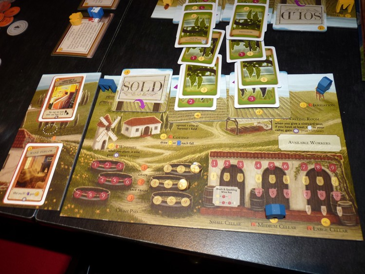 Viticulture-Tuscany (mon domaine)