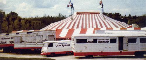 Le Nouveau Cirque de Jean Richard