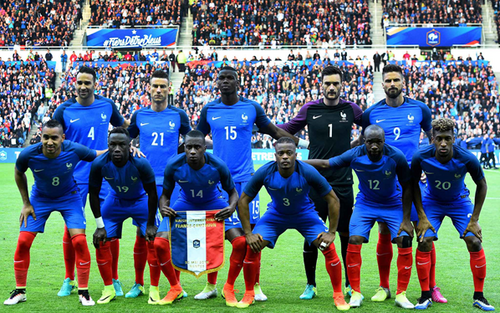Le football et l'anti-France