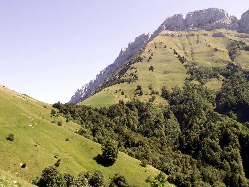 Col de la Buffaz (74)