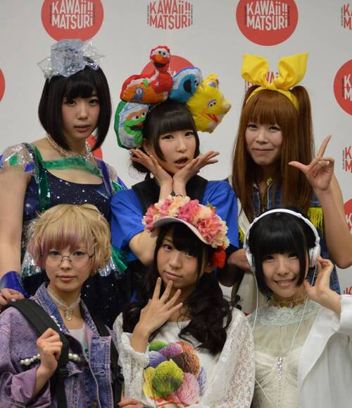 Dempagumi interview on the Japan Times.