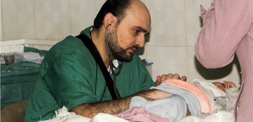SYRIE. Mort du docteur Maaz : Alep conjure Moscou de faire cesser les frappes