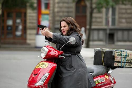 Spy de Paul Feig