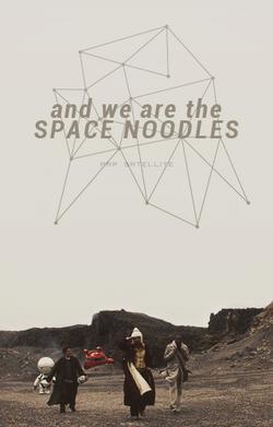 Les nouilles de l'espace (wattpad)