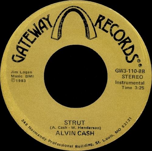 1983 : Single Gateway Records 110 - 8 [ US ]