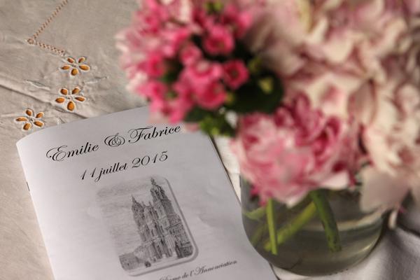 mariage (5) pour Bernadette, Nature Sereine et vous tous et toutes ...