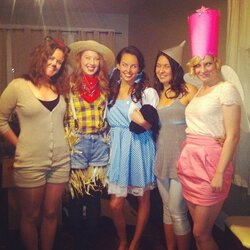 Costumes d'Halloween de groupe