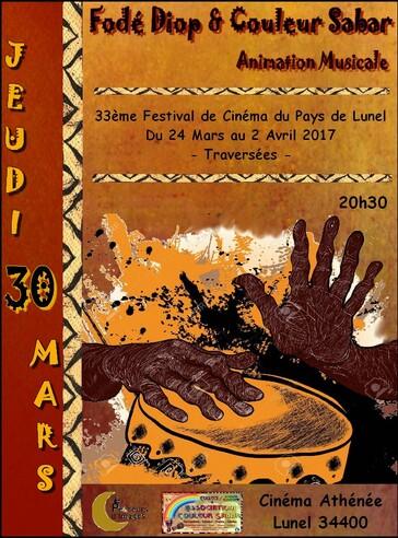★ Fodé Diop & Couleur Sabar [30 Mars 2017]