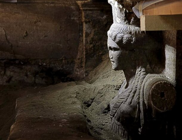 Amphipolis : quelle surprise, quelle beauté !