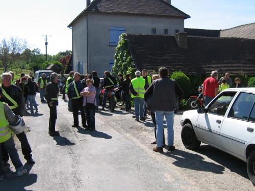 Balade des ancêtres 2012 le 13 mai 2012...