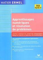 Apprentissages numériques et résolution de problèmes