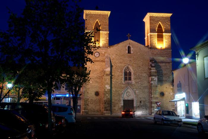 Eglise de Grenade sur l'Adour - Landes -