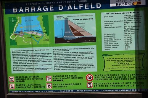 barrage d'alfeld alsace