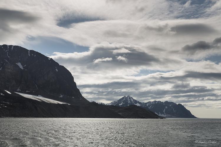 Croisière 5e épisode - le glacier de Smeerenburg