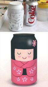 poupée kokeshi