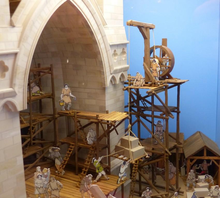 Une incroyable maquette de la Cathédrale