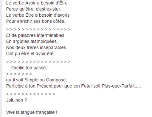 Beau texte d'Yves Duteil...