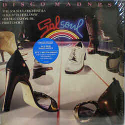 V.A. - Disco Madness - Complete LP